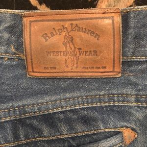 70's Vintage Ralph Lauren Western Collection